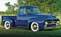 Terrific 1955 Ford F100 Photos Gallery
