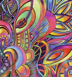 Rainbow Randomness 2 by Artwyrd.deviantart.com on @deviantART