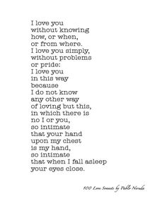 how to start a sonnet about love