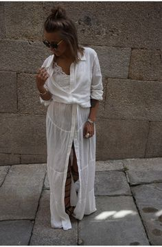 Camille / 7 juin 2015White dress – like a princessWhite dress – like a princess | NOHOLITA