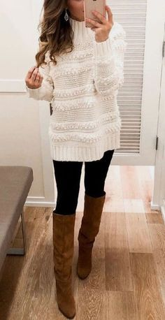 Winter Outfits For Teen Girls, Casual Winter Outfits, Winter Fashion Outfits, Look Fashion, Stylish Outfits, Autumn Fashion, Latest Fashion, Autumn Outfits, Christmas Party Outfits Casual