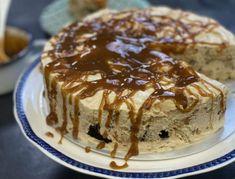 Greek Desserts, Cold Desserts, Greek Recipes, Cake Recipes, Dessert Recipes, Tasty, Yummy Food, Food Categories, Cake Cookies