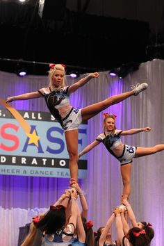 The Cheerleading Worlds 2013 Cheer Athletics Panthers
