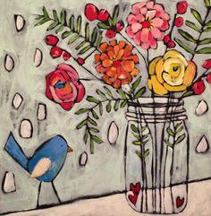 Jenni Horne : It Started with Orange Paint
