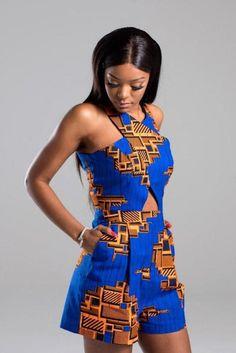 ▷ 1001 + photos de la robe africaine chic et comment la porter Latest African Fashion Dresses, African Dresses For Women, African Print Fashion, Africa Fashion, African Attire, African Wear, African Women, Mode Outfits, Fashion Outfits