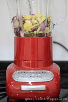 KitchenAid blender :)
