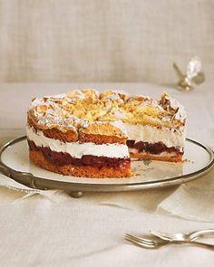 Hansen Jensen Torte, Sweet Recipes, Cake Recipes, Torte Recipe, Best Pie, Baking Tips, No Bake Desserts, No Bake Cake, Food To Make