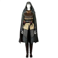 Inspired By Assassin's Creed Film Sofia Marion Cotillard Cosplay Costume Halloween Game Costumes, Fancy Costumes, Adult Costumes, Cosplay Costumes, Cosplay Ideas, Costume Ideas, Assassins Creed Cosplay, Assassin Costume, Male Cosplay