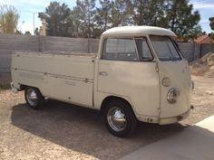 1966 Single cab VW Bus