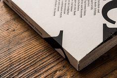 Herausgefordert. Die Geschichte der Basler Zeitung by Andreas Hidber, via Behance