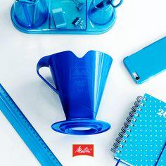 Inspire-se com as novas cores dos suportes para filtros e deixe a sua hora do café cheia de estilo