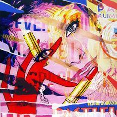 Original Pop Culture/Celebrity Painting by Trafic D'art Medium Art, Saatchi Art, Everything, Pop Culture, Pop Art, Street Art, Original Paintings, The Originals, Artwork