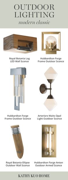 Luxury lighting isn't just for inside the home. Outdoor spaces deserve to be lit with fabulous fixtures as well! We have curated an exquisite collection of high quality outdoor lighting approved for outdoor use to keep your exteriors as radiant as your interiors. Whether you're looking to illuminate your front porch or shed some light on your back patio, we have you covered. Click to shop!