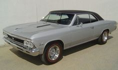 1966 Chevy Chevelle SS 396 Maintenance/restoration of old/vintage vehicles: the material for new cogs/casters/gears/pads could be cast polyamide which I (Cast polyamide) can produce. My contact: tatjana.alic@windowslive.com