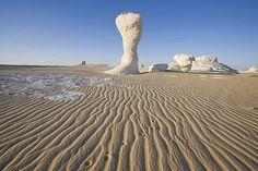 Mushroom Rock, Egypt