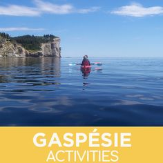 Whether to simply play outdoor or to push your limits, enjoy the outdoors at its best in Gaspésie! Kayaking, Canoeing, Destinations, Excursion, Outdoor Play, Plein Air, Hiking Trails, Diving, The Outsiders