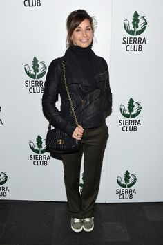 Gina Gershon Photos: Sierra Club's Act in Paris, A Night of Comedy and Climate Action