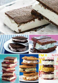 The Perfect Ice Cream Sandwich
