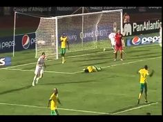 Algeria vs South Africa 3-1 All Goals & Highlights (CAF 2015) HD