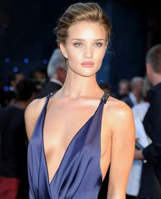 What's on Victoria's Secret Angel Rosie Huntington-Whiteley's Vanity Table? Hint: There's an Oribe product! @VANITY FAIR