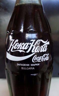 AROUND THE WORLD SERIES BULGARIA COCA-COLA BOTTLE COLLECTIBLE 6.5OZ. | Collectibles, Advertising, Soda | eBay!