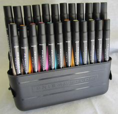 Craft Product Review: Prismacolor Premier Art Markers | Craft Test Dummies