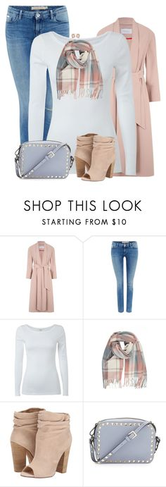 """Duster"" by sherbear1974 ❤ liked on Polyvore featuring Calvin Klein, White Stuff, Chinese Laundry, Valentino and Anabela Chan"