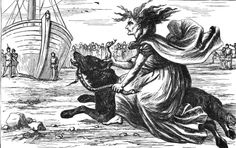 Hyrroken is one of the most tantalizing beings in all of Teutono-Norse myth because her full story has not survived, just fragments. When the bodies of Baldur and his wife Nanna were laid on Baldur's ship Ringhorn in preparation for burning in their funeral, none of the Aesir or Vanir were able to push the boat out to sea. The Jotun (giant) Hyrroken is sent for as she is the only one capable of doing this deed. She shows up riding a giant wolf like a horse and uses twisted serpents as a…