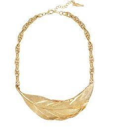 feather necklace    www.pallavi.chloeandisabel.com