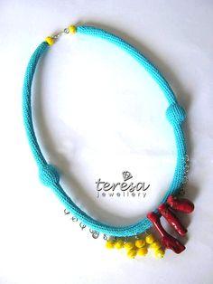 wonderful crochet jewels
