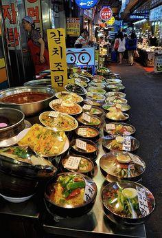 South Korean Food, Korean Street Food, Food Truck, Good Food, Yummy Food, Healthy Food, China Food, Food Photography Tips, International Recipes