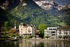 The Weekly Postcard: In Love with Interlaken