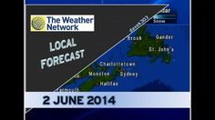 nice Weather Videos - The Weather Network Local Forecast - 2 June 2014 #Weather and  #News Check more at http://sherwoodparkweather.com/weather-videos-the-weather-network-local-forecast-2-june-2014-weather-and-news/