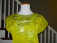 Size 8 Two Piece Pant Suit by MahoganyBleu on Etsy