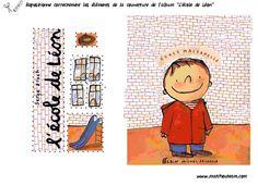 école+de+Léon+petite+section. Maternelle Grande Section, Lion, Anatole France, Ms Gs, Education, Math, School, Cycle 1, Character