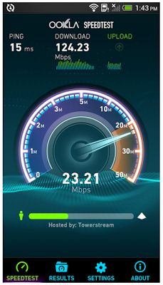 Use Ookla Speedtest  for easy, one-tap connection testing in under 30 seconds—accurate anywhere ...