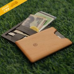 Madera The Union Wallet
