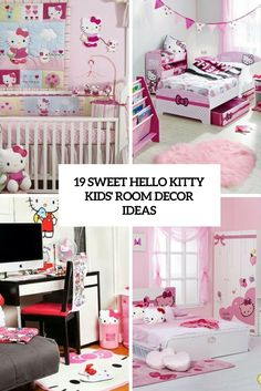 Bedroom Designs Hello Kitty 15+ ideas about hello kitty bedroom decor and makeover | more