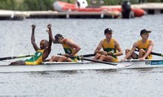 Olympic Games 2012 Rowing south africa