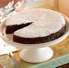 Bourbon Chocolate Cake Recipe