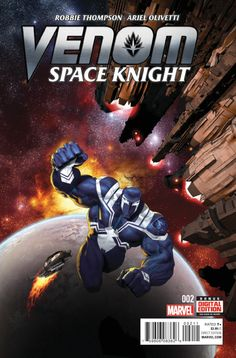 Preview: VENOM SPACE KNIGHT #2 - Comic Vine
