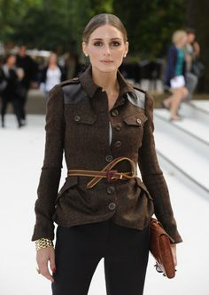 Man I love this gal- Olivia Palermo