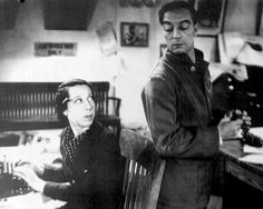 Buster and his sister Louise in Jailbait