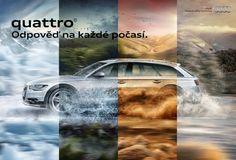 Audi Quattro by Gravy, via Behance