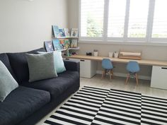 IKEA Stuva used in Randwick project by The Little Design Corner