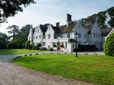 Silchester House & Marquee - Bijou Weddings venue in Silchester, Berkshire