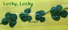 Leah Inspired: Lucky, Lucky