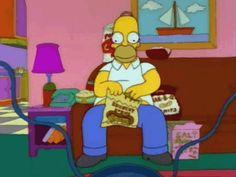 Trending GIF homer simpson the simpsons simpsons hungry homer popcorn simpson snacks eating popcorn pig out Simpsons Funny, The Simpsons, Simpsons Quotes, Manuel Ferreira, Los Simsons, Eating Gif, Santa's Little Helper, Futurama, Film Serie