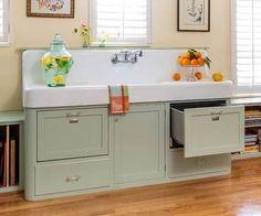 Vintage Kitchen Sinks Design Inspiration