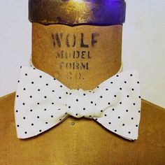 Last One Mens / Boys Bow Tie  Geek Chic Number 63 by theHouseofLux, $37.00